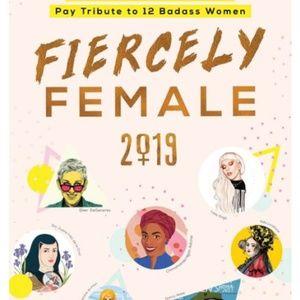 Other - 🦋 Fiercely Female 2019 Calendar